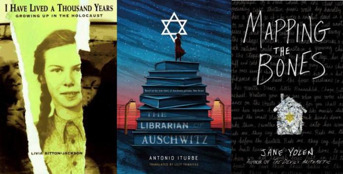 Holocaust Reading List for Teens
