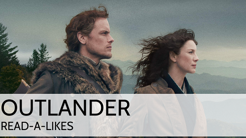 Outlander: Read-Alike Book Lounge