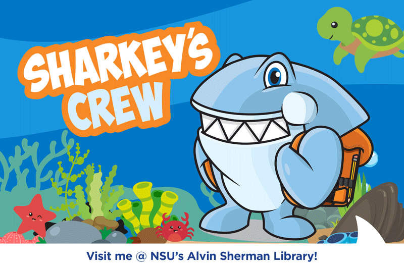 Sharkey's Crew Card