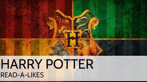 Harry Potter: Read-Alike Book Lounge